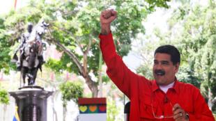 Presidente da Venezeula, Nicolás Maduro