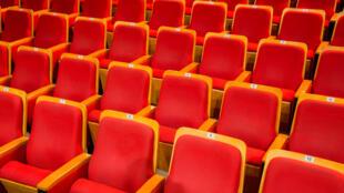 Théâtre - Siège vide - iStock-1067064068
