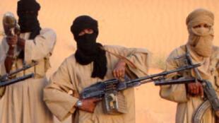 Члены АКИМ - Аль-Каиды в исламском Магрибе (архив)