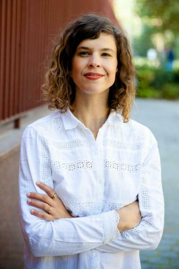 Camille Rabineau, urbanista que abandonou carreira para criar empresa