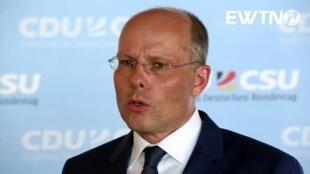 德国负责协调跨大西洋关系的负责人彼得·拜尔