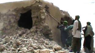 Ndarnitagol genaale ɗen Tommbuktu, to nano Mali, yirbinanooɗe e hitaande 2012.