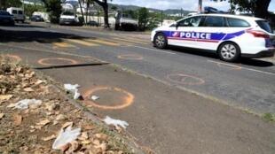 C'est la première fois qu'une agression de ce type se produit à l'intérieur d'un commissariat de La Réunion (photo d'illustration).