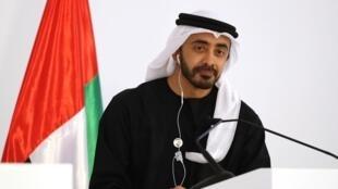 وزیر امور خارجۀ امارات متحد عربی، شیخ عبدالله بن زاید آل نهیان، می گوید که هنوز زود است حملات اخیر به کشتی های نفتکش در خلیج فارس به ویژه حمله به دو نفتکش در خلیج عمان را به جمهوری اسلامی ایران نسبت دهیم.