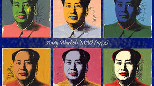 Mao de Warhol, 1972