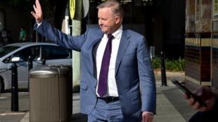 Anthony Albanese, le leader de l'opposition australienne (notre photo), s'est dit favorable à l'asile politique de Wang Liqiang.