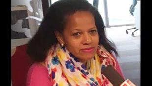 Nadia Tourqui est le porte-parole du Collectif de la troisième voie aux Comores.