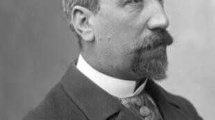Anatole France (1844-1924) obtuvo el premio Nobel de Literatura en 1921.