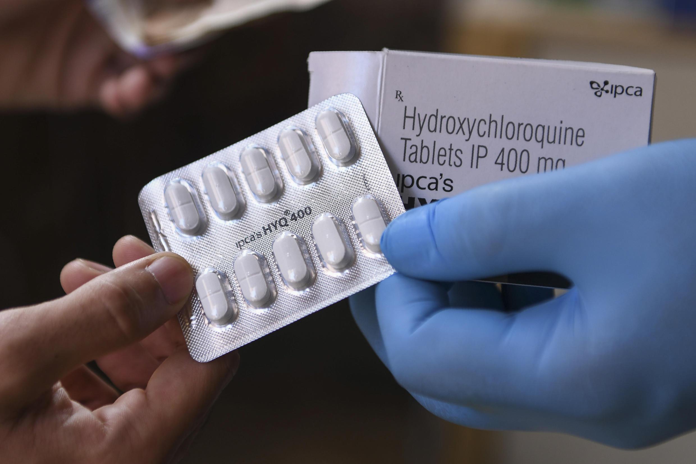 Два исследования показали бесполезность гидроксихлорохина при COVID-19