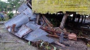 Um terremoto ocorrido quarta-feira, 6 de fevereiro, nas Ilhas Salomão, no Pacífico, matou cinco pessoas.