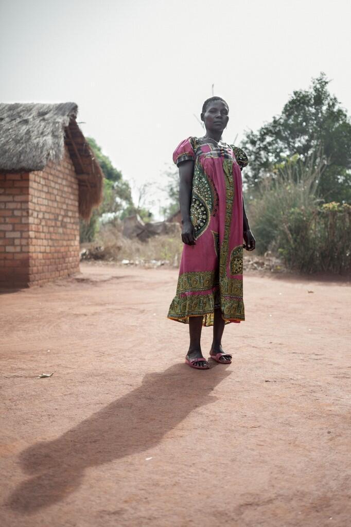 Béatrice est une ancienne prisonnière de la LRA, l'Armée de résistance du seigneur. (Photo d'illustration).