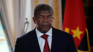 Chefe de Estado angolano, João Lourenço.