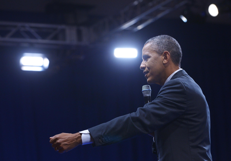 Intervention de Barack Obama au Sommet du Yali, le 28 juillet 2014