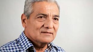 Elidio Espinoza Quispe.
