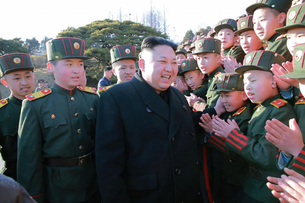 Kiongozi wa Korea Kaskazini, Kim Jong-Un ambaye ametangaza kuzuia kuondoka nchini mwake kwa raia wa Malaysia