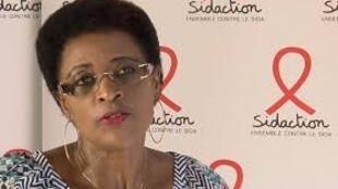 Jeanne Gapiya, présidente de l'Association nationale de séropositifs et malades du sida au Burundi.