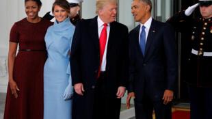 特朗普通過推特向前總統奧巴馬連續發難 新老首腦爭端美國政壇或許又將不得安寧