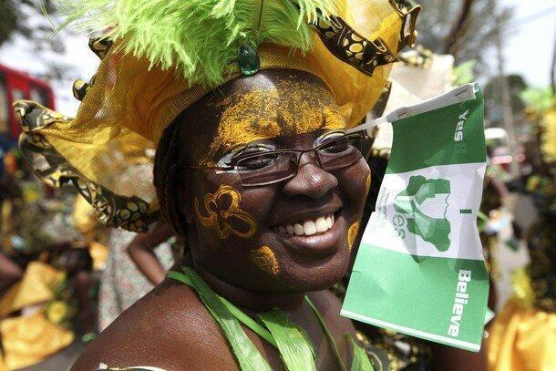 Black heritage festival Lagos