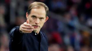 L'entraîneur allemand Thomas Tuchel est arrivé à Paris en 2018.