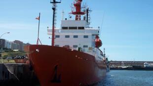 El barco Hespérides acogerá la misión Malaspina, la mayor expedición de la historia sobre biodiversidad que partirá a fines de año de Cádiz llevando a bordo 400 investigadores.