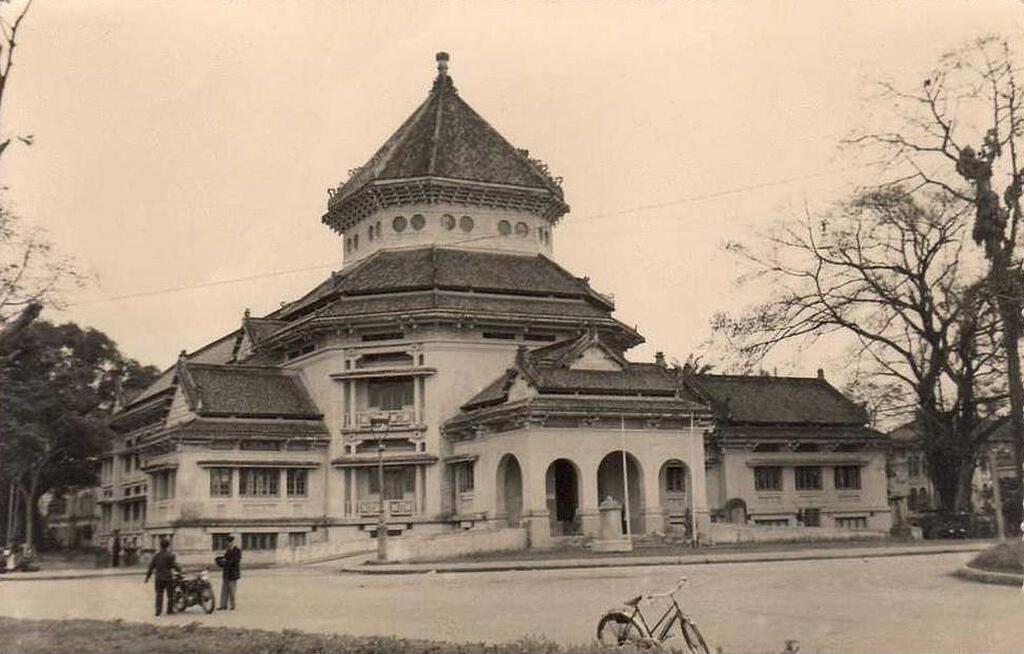 Bảo tàng Louis Finot (nay là Bảo tàng Lịch sử Việt Nam)