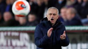 José Mourinho - Tottenham - Football - Futebol