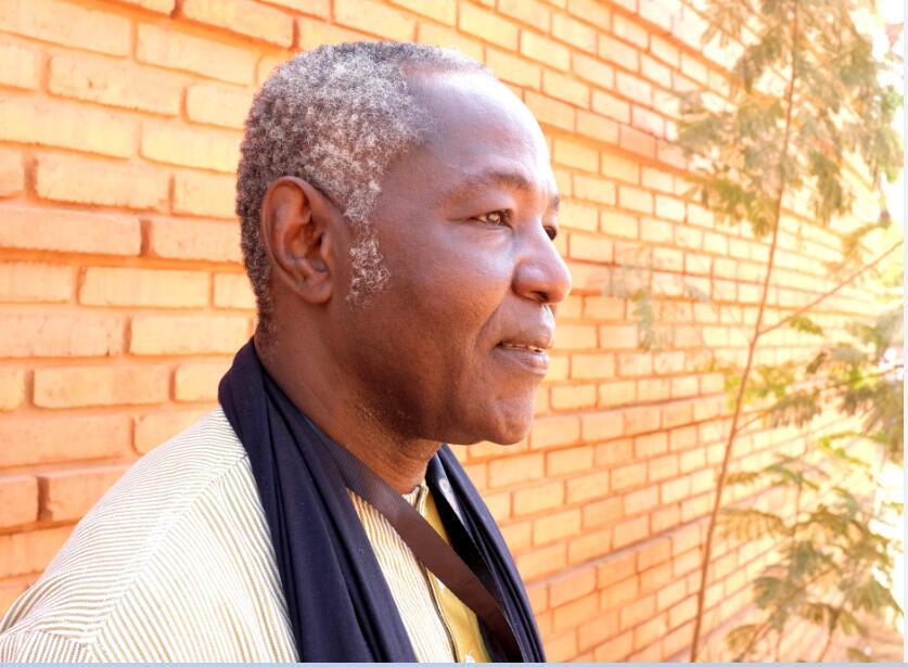 Abdoulaye Dao, réalisateur burkinabè de «Duga» (Les Charognards), en lice pour l'Etalon d'or au Fespaco 2019.