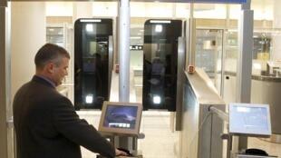Биометрический пограничный контроль в аэропорту Цюрих-Клотен