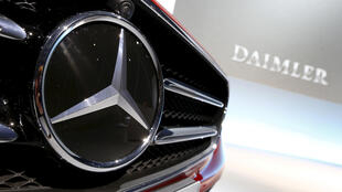 L'entreprise Daimler participe de la bonne santé des entreprises allemandes en 2017.