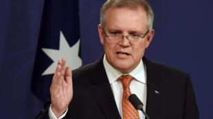 """""""Nadie duda de que la pandemia emergió en China, el mundo necesita saber cómo surgió y qué lecciones podemos sacar"""", dijo recientemente el primer ministro australiano, Scott Morrison."""