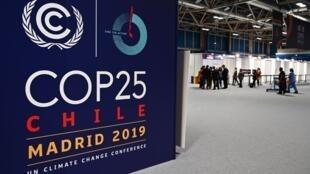 A quelques jours de la COP25 à Madrid, les autorités espagnoles travaillent d'arrache-pied pour organiser en seulement quelques semaines la grande réunion annuelle sur la lutte contre le changement climatique.