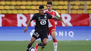 Reinildo - Mozambique - Moçambique - Futebol - Football - Desporto - Lille - LOSC
