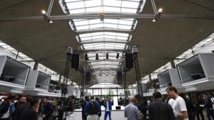 Trạm F ở Paris, vườn ươm khởi nghiệp lớn nhất Paris.