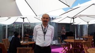 Đạo diễn Bùi Thạc Chuyên tại Liên Hoan Cannes 2018