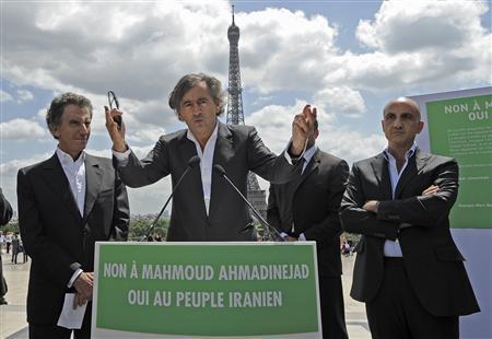 سخنرانی فیلسوف فرانسوی پس از انتخابات ریاست جمهوری - ژوئن 2009