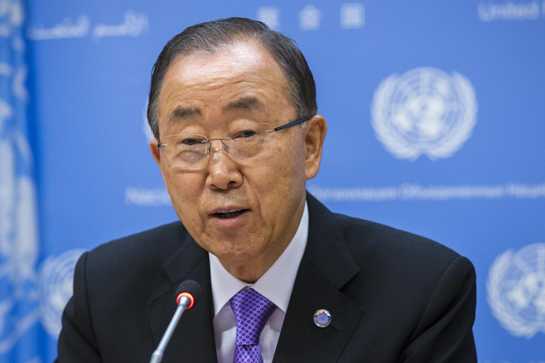 La mission du secrétaire général de l'ONU,  Ban Ki-moon au Burundi s'annonce délicate.