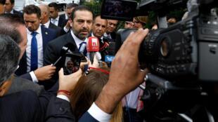 نخست وزیر لبنان، سعد حریری خواستار اجرای عدالت از سوی دادگاه ویژه لاهه شد که وظیفۀ رسیدگی به پروندۀ قتل پدر او، رفیق حریری، نخست وزیر فقید لبنان را بر عهده دارد.