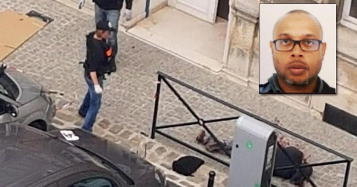 مایکل هارپن، پس از به قتل رساندن ٤ نفر با ضربات چاقو، به ضرب گلوله مأموران امنیتی در حیاط اداره مرکزی پلیس پاریس کشته شد. پنجشنبه ١١ مهر/ ٣ اکتبر ٢٠۱٩