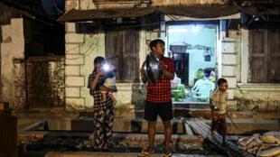 Birmanie désobéissance civile