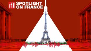 Spotlight on France red rectangle