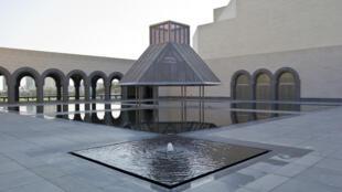 Museu de Arte Islâmica do Catar; o país investe na compra de obras contemporâneas e se interessa particularmente por jovens artistas árabes.