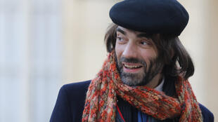 Cédric Villani, mathematician and member of the ruling Republic on the Move party.