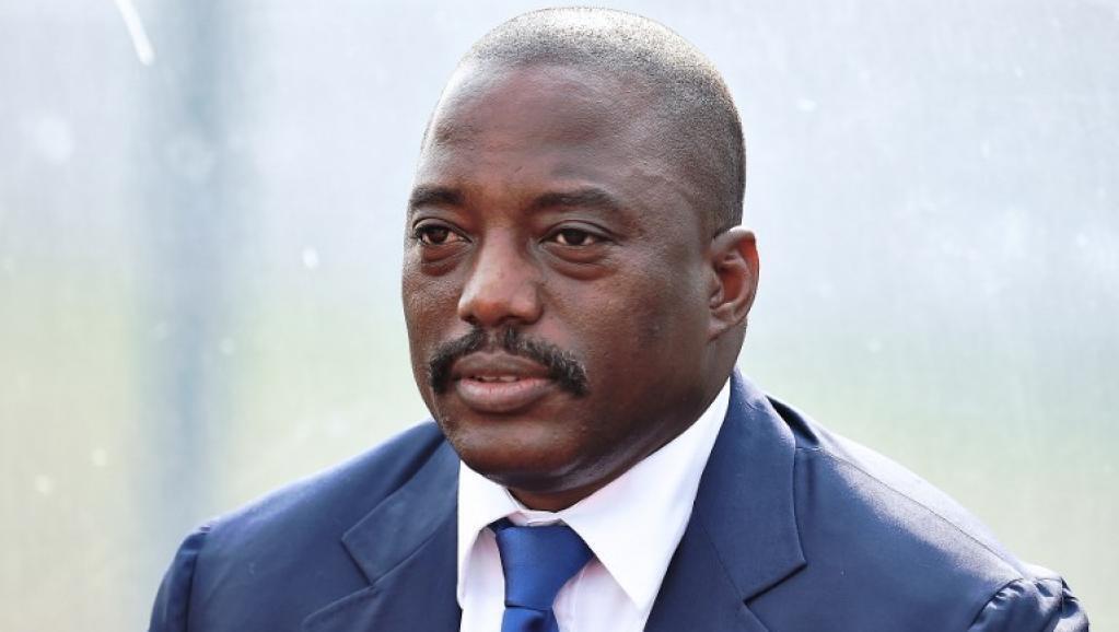 Rais wa Jamhuri ya Kidemokrasia ya Congo Joseph Kabila