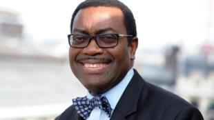 Akinwumi Adesina, nouveau président de la (BAD) Banque africaine de développement.