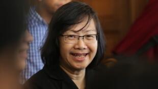 Nhà tranh đấu Maria Chin Abdullah, bị chính quyền Malaysia chặn ở sân bay, không cho đến Hàn Quốc nhận giải thưởng Gwangju.
