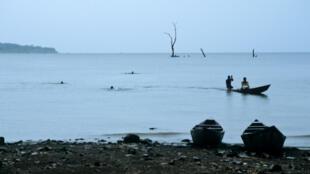 Le bassin de la Volta, au Ghana.