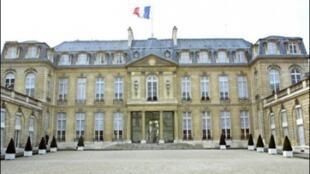 Phủ tổng thống Pháp - Điện Elysée - Paris