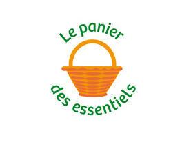 Francia: lanzamiento de la canasta que comprende un trozo de carne vacuna o de cerdo, un yogurt y una selección de frutas y verduras.  por 20 euros (unos 24 dólares).