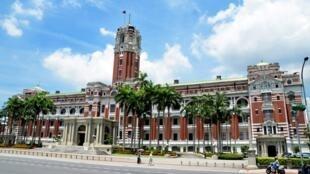 維基百科介紹台灣總統府圖片