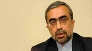 علی آهنی، سفیر جمهوری اسلامی ایران در فرانسه